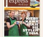 """My w tygodniku """"Express do kawy..."""""""