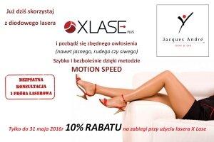 X Lase - szybko i bezboleśnie