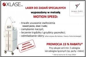Laser do zadań specjalnych