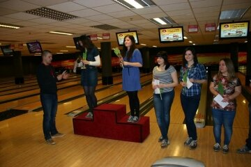 Women's Day in MK Bowling
